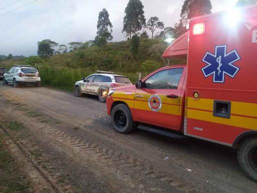 Homem é morto com golpes de machado em Rio dos Cedros
