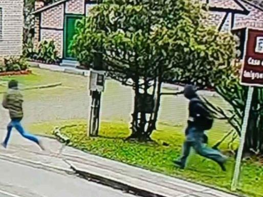 Homens armados fazem assalto em estabelecimento comercial em Pomerode