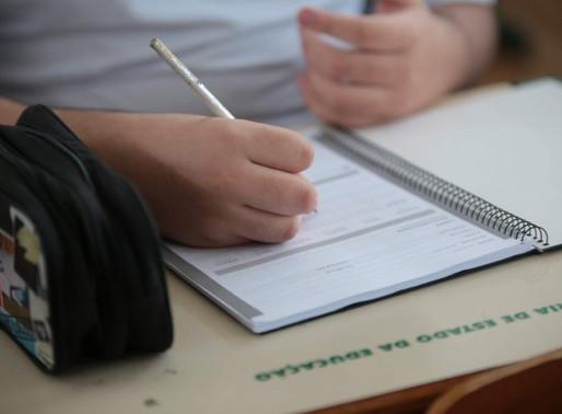 Educação suspende  aulas presenciais até 12 de outubro