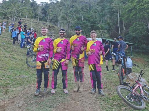 Downhill: Pomerode participa da 3ª etapa em Jaraguá do Sul