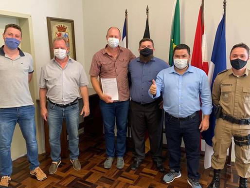 Emenda parlamentar destina R$ 100.000,00 à Polícia Militar de Pomerode