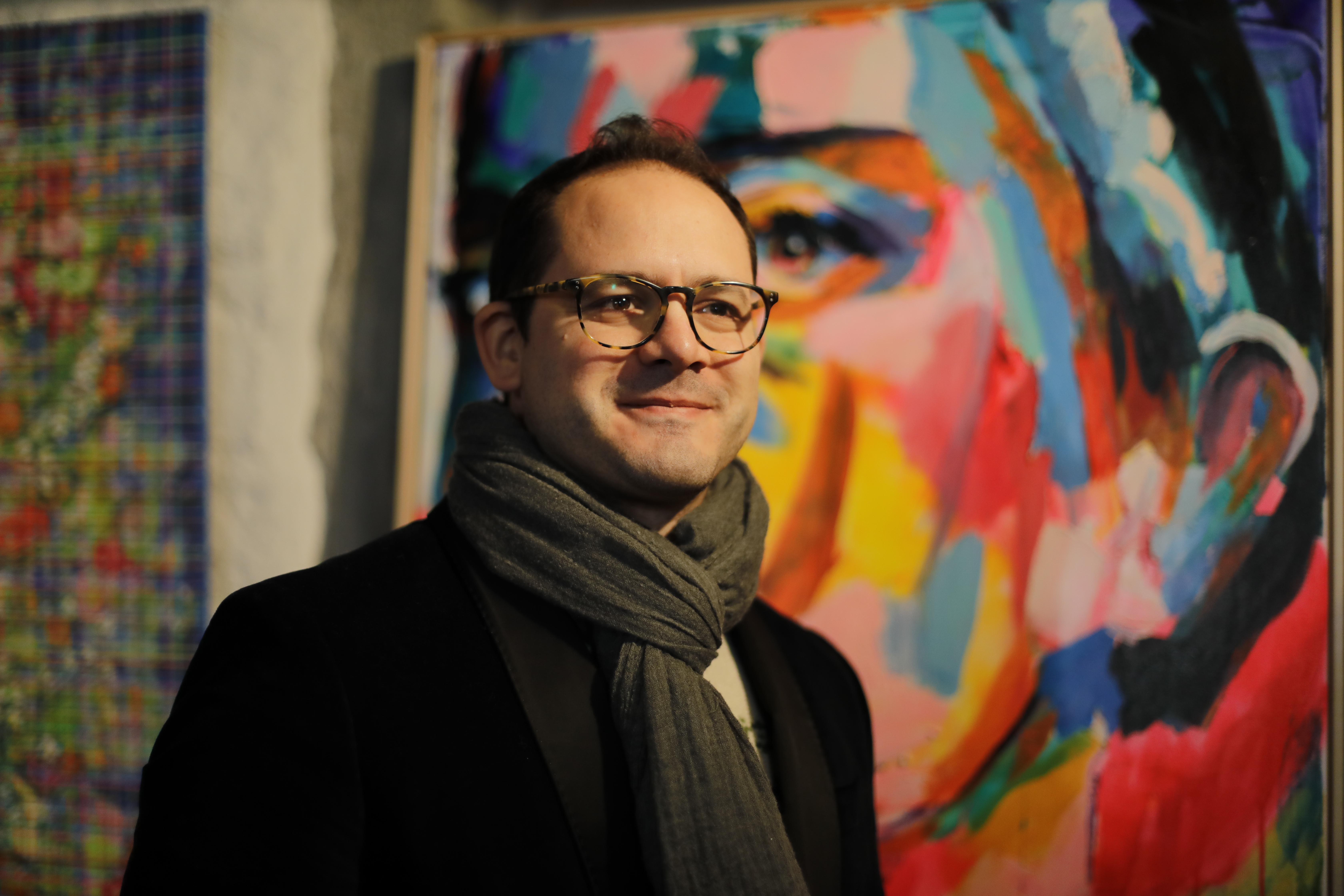 Exhibition Xmas Zürich