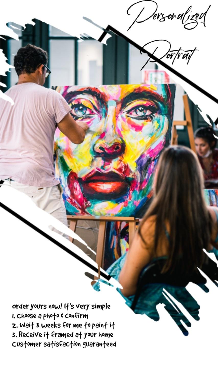 live painting in Artbox Art Fair in Zürich HB