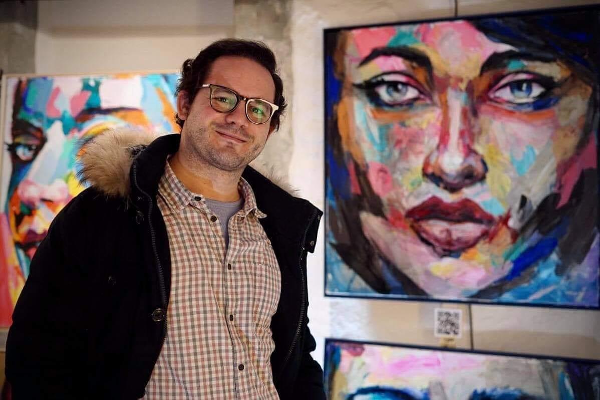 Pedrito exhibition in Niederdorf