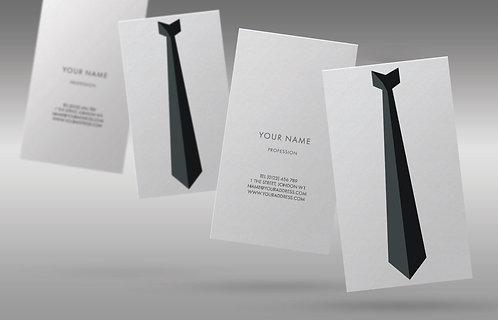 Tie - Vertical