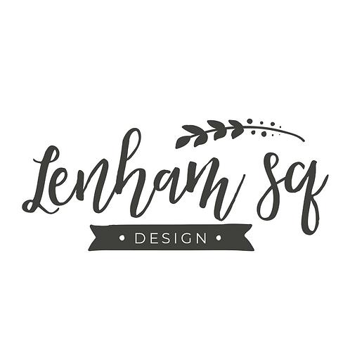 Bold Leaf - Text Logo