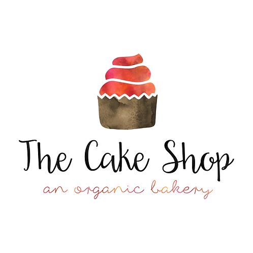 Cupcake - Colour Logo