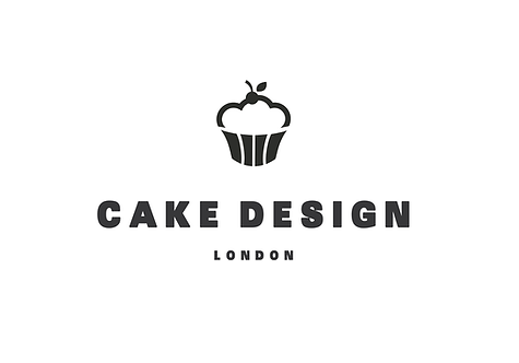 Cup Cake - Modern Logo
