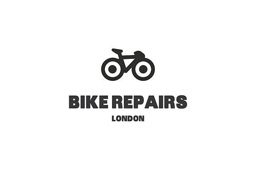 Bike - Modern Logo