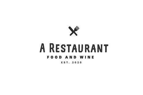 Restaurant - Modern Logo