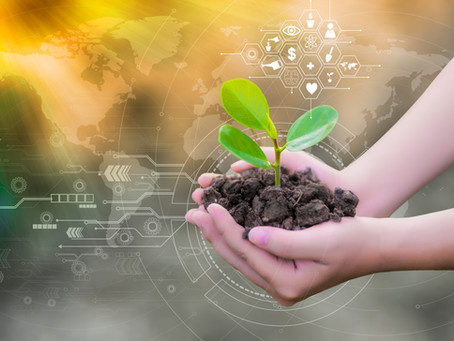 The Green Revolution: Out with the Old in with the New