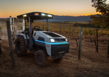 The Road to The World's most Autonomous tractor