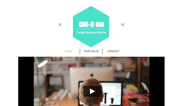 portfolio  u0026 cv website templates