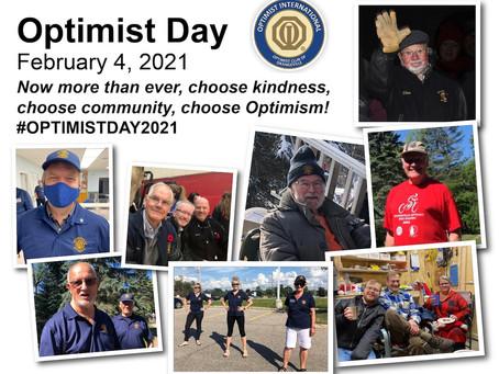 Optimist Day 2021
