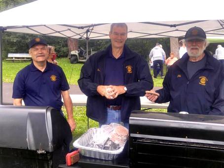 Optimist Helping Seniors BBQ