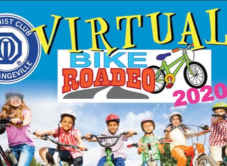 Kid's Virtual Bike Roadeo