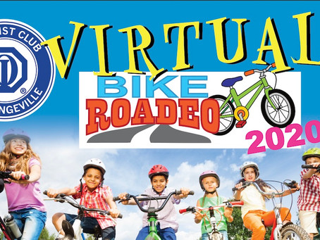Kid's Virtual Bike Roadeo
