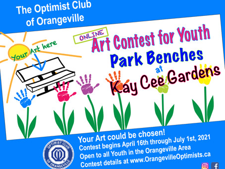 Art Contest for Youth