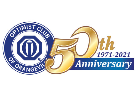 Optimist Club 50th Anniversary in 2021