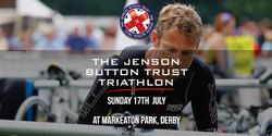 Jenson Button Trust Triathlon