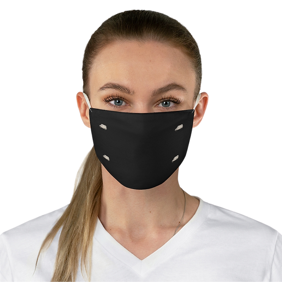 Fabric Face Mask (Pebble Gray Rig)