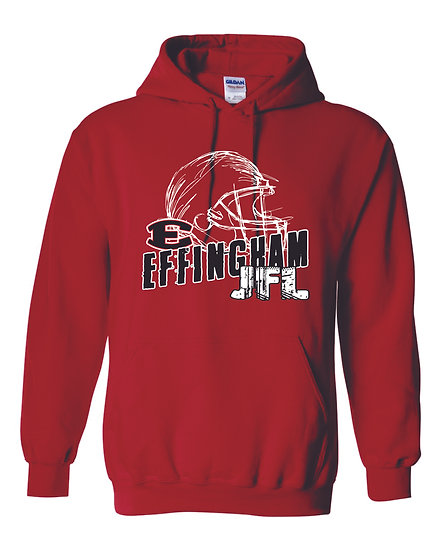 Gildan Hooded Sweatshirt - Design 1