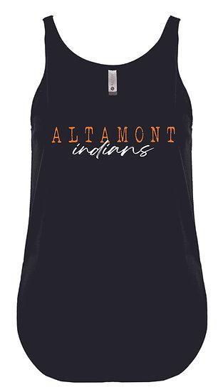 Altamont Festival Tank