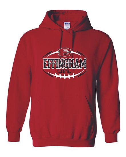 Gildan Hooded Sweatshirt - Design 2
