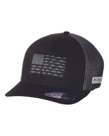 Columbia Fish Flag Hat