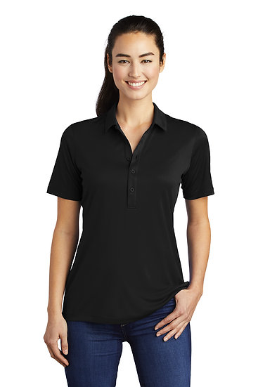 Sport-Tek ® Ladies Posi-UV™ Pro Polo