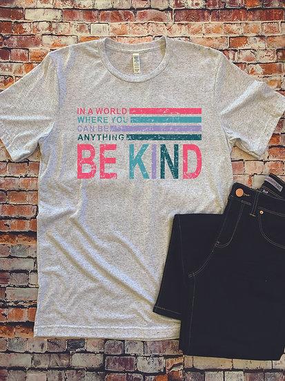 BE KIND: Tee & Crew