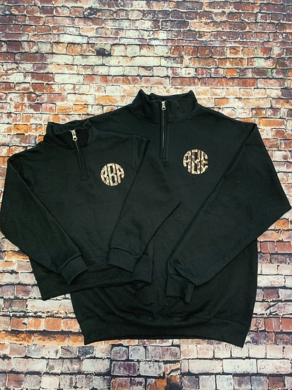Youth Monogram Pullover