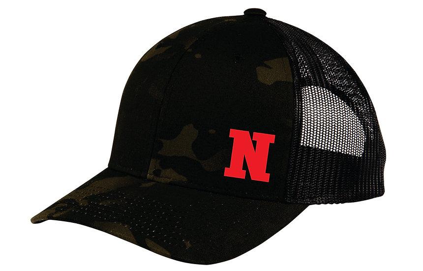 Sport-Tek Camo Hat