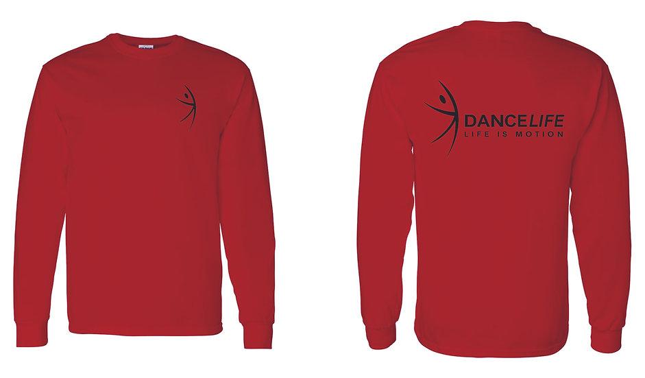 Dance Life Long Sleeve T-Shirt