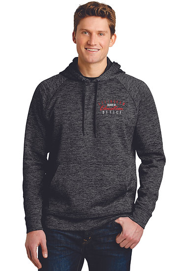 PosiCharge Electric Heather Hooded Pullover