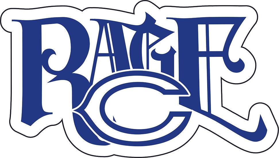 Rage Baseball Decals