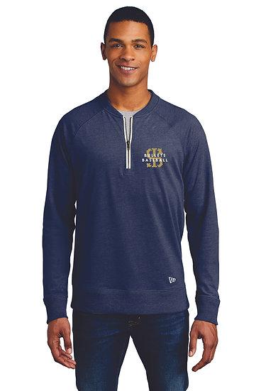 New Era ® Sueded Cotton Blend 1/4-Zip Pullover