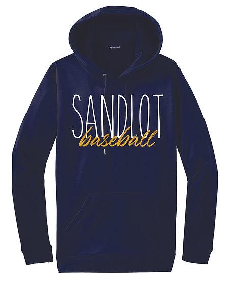 Sandlot Skinny Performance Hoodie