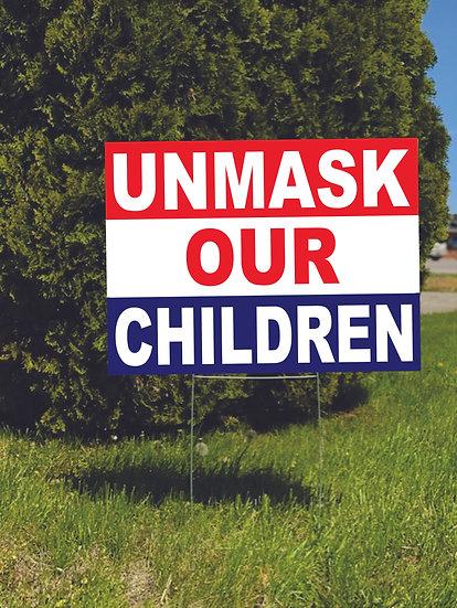 Unmask Our Children