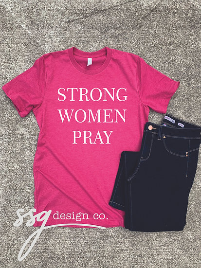 Strong Women Pray