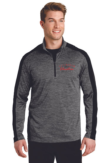 PosiCharge Electric Heather 1/4 Zip