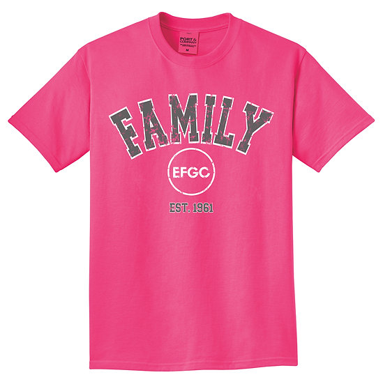 Beach Washed Family Tee