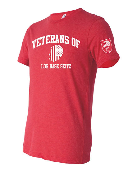 Veterans Red Triblend