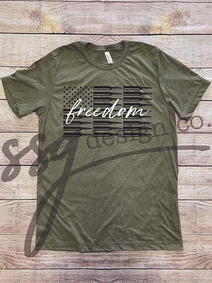 Freedom - Tee or Tank