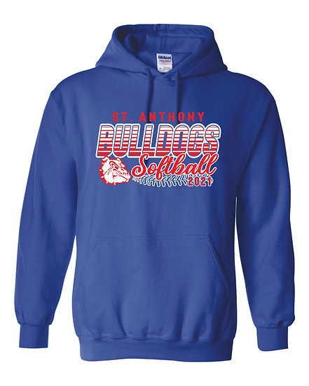 STA Softball Unisex Cotton Hoodie