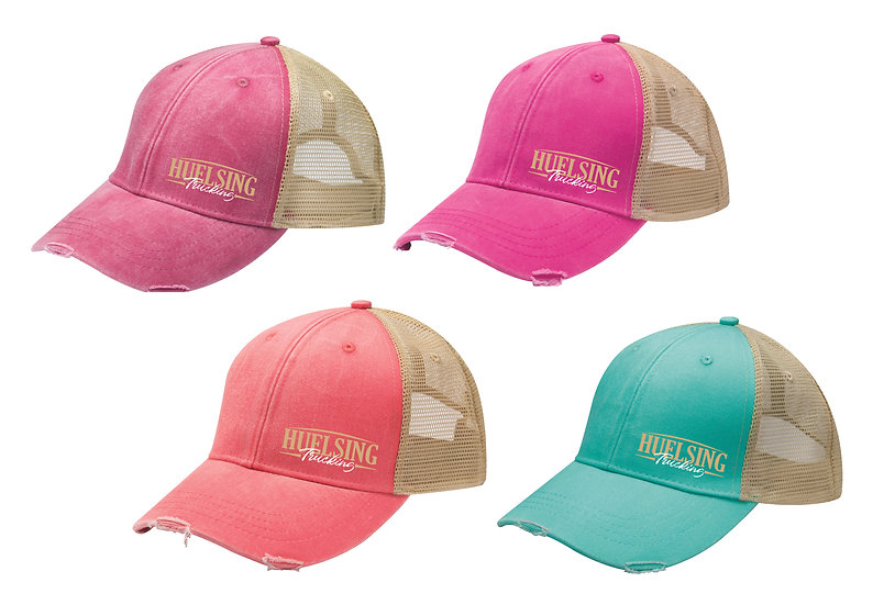 Ladies Trucker Hat EMB