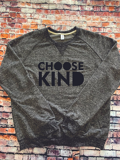 Choose Kind Crew-Three Color