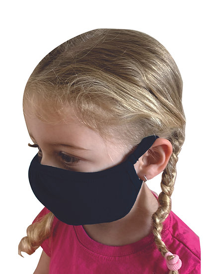 Blank Youth Face Masks