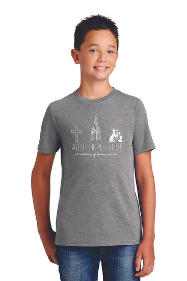 Youth TriBlend T-Shirt 2-Color Options
