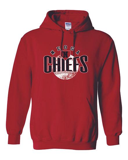 Chiefs Baseball Hoodie